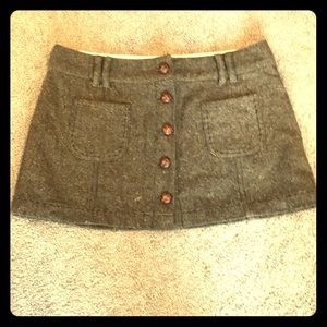 Classy Mini Skirt! Like new, perfect with boots!